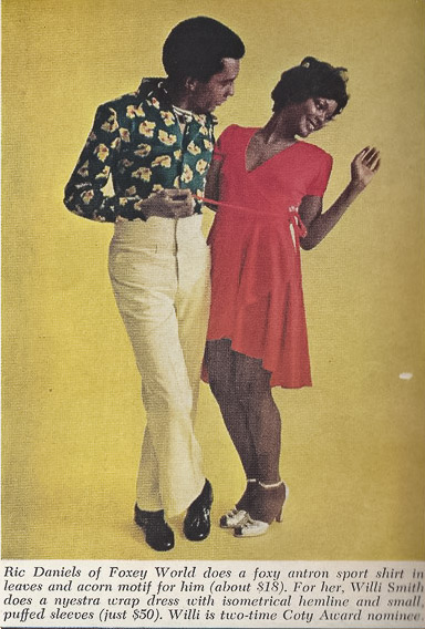 Ebony Magazine, February 1974. Foxey World Archives