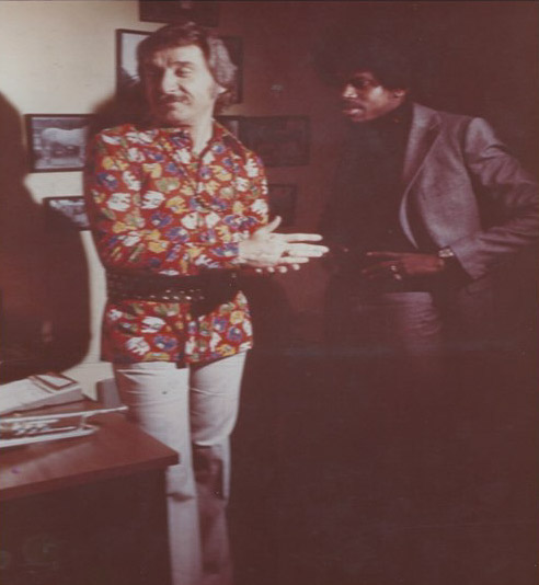 Doc Severinsen of The Tonight Show in a Foxey World shirt. Foxey World Archives