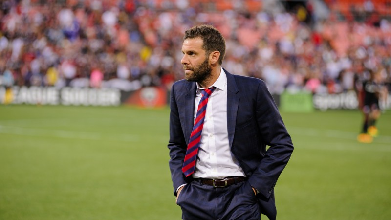 Home Field Advantage: Ben Olsen's RFK