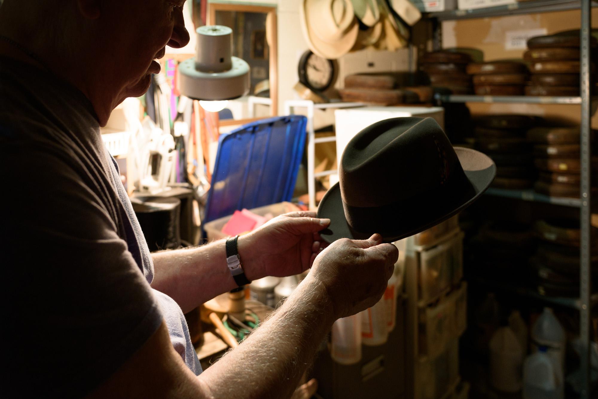 The Secret Life of Hats | District Dig