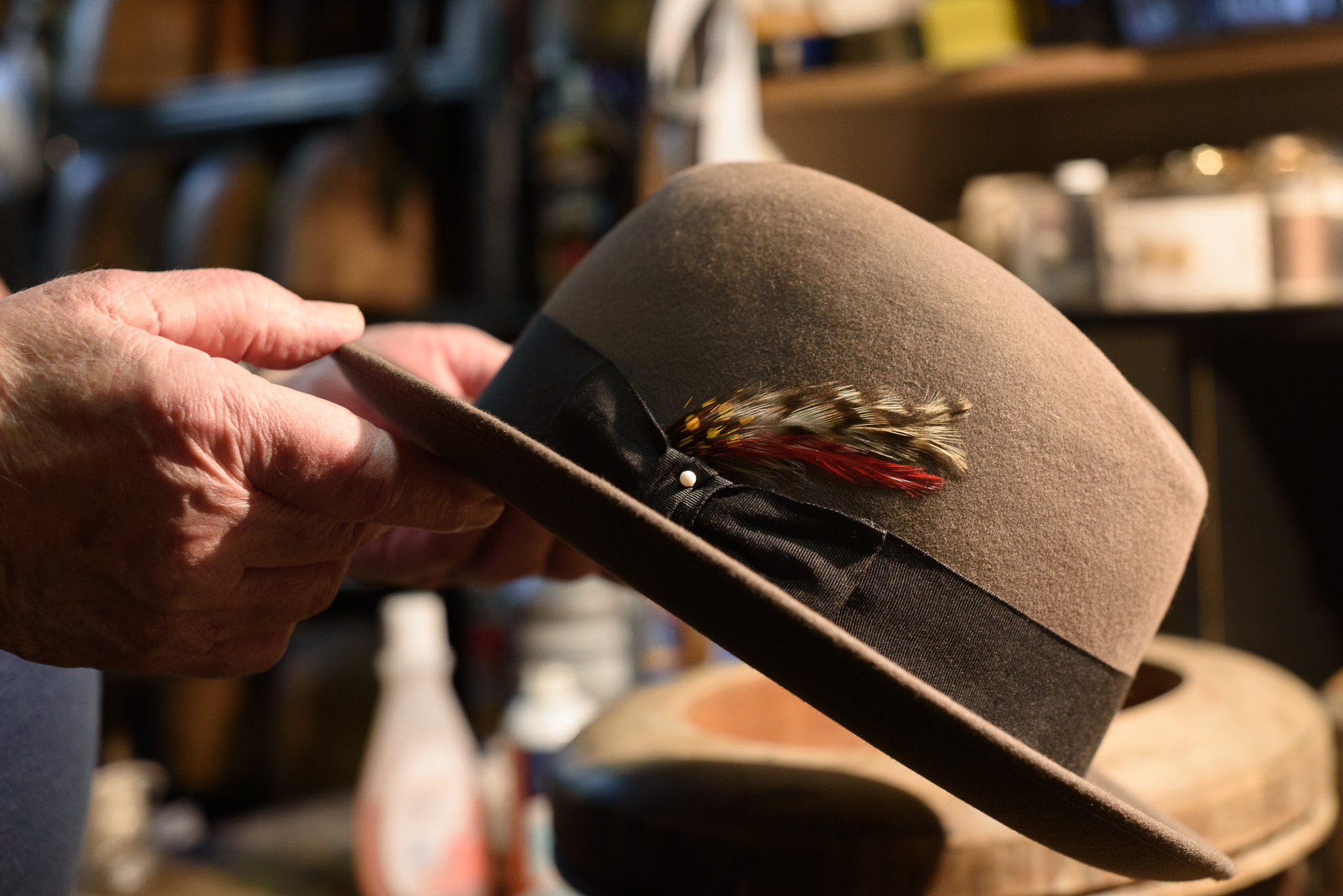 The Secret Life of Hats - District Dig da76a3bde5